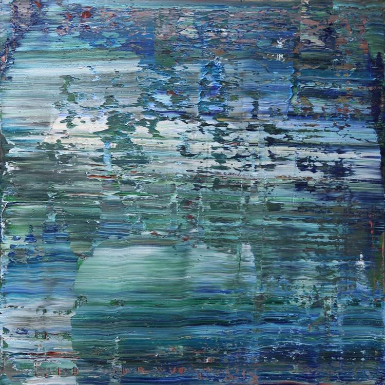 abstract N° 1315 [Santa Lucia Range] - Image 0