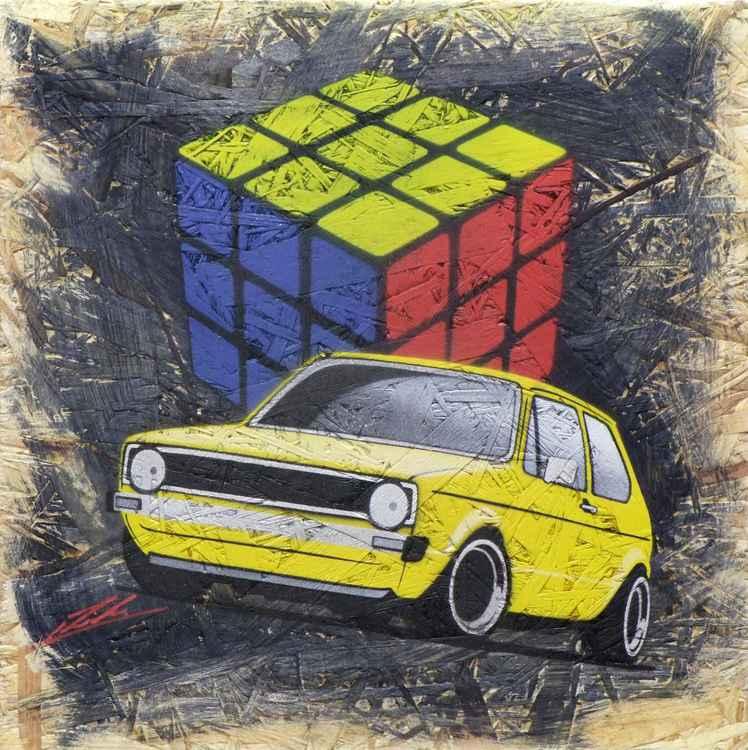 Rubik's Golf
