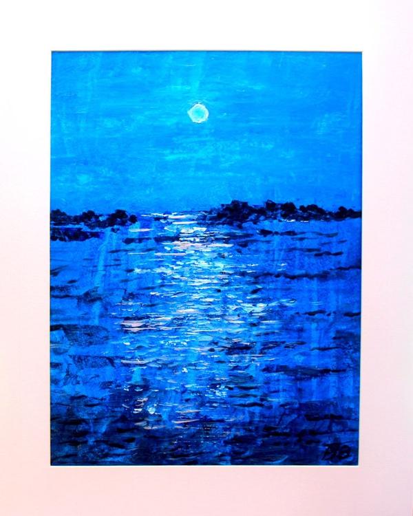 Calella de Palafrugell Moonrise I - Image 0