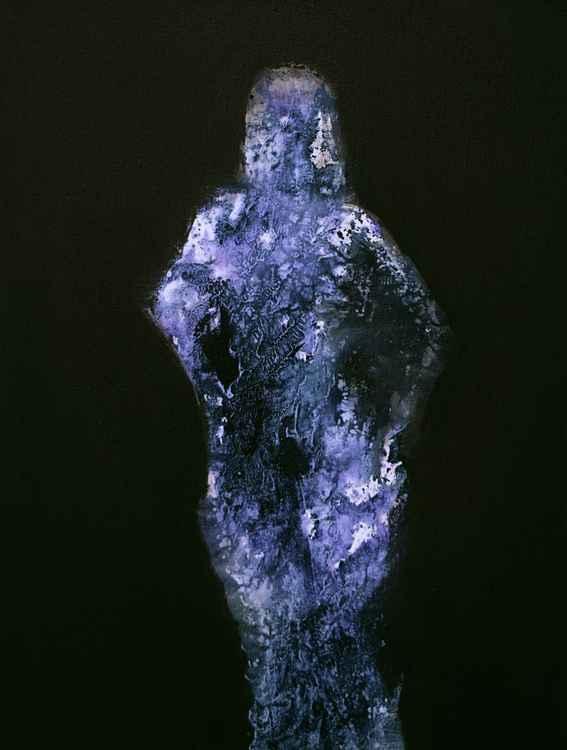 Female study - Figure/Texture -
