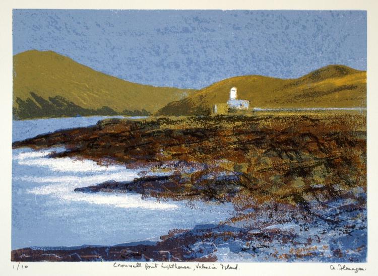 Cromwell Point Lighthouse, Valencia island - Image 0