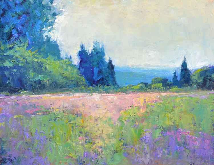 Open Field Color -