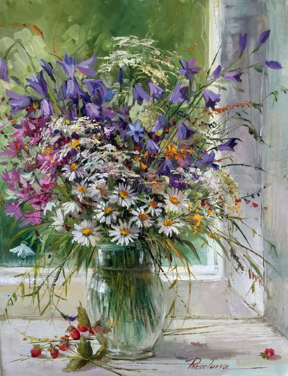 bouquet with bells - Image 0