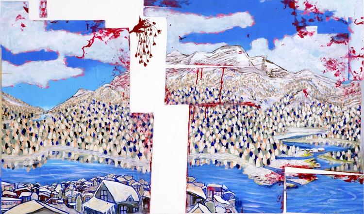 Broken Earth VI - Maple Blossom Winter - Image 0