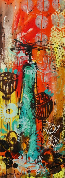 African Lady 2 - Image 0