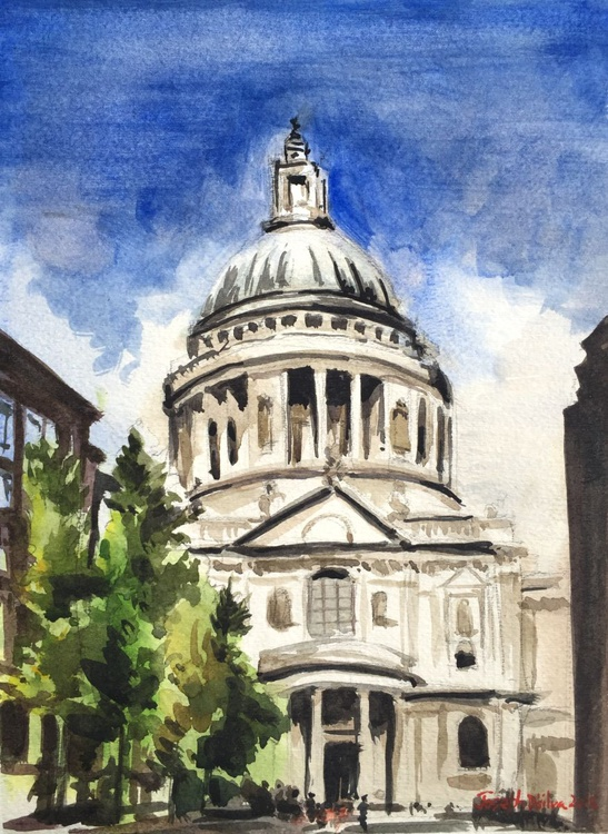 St Paul's Cathedral - London - Image 0