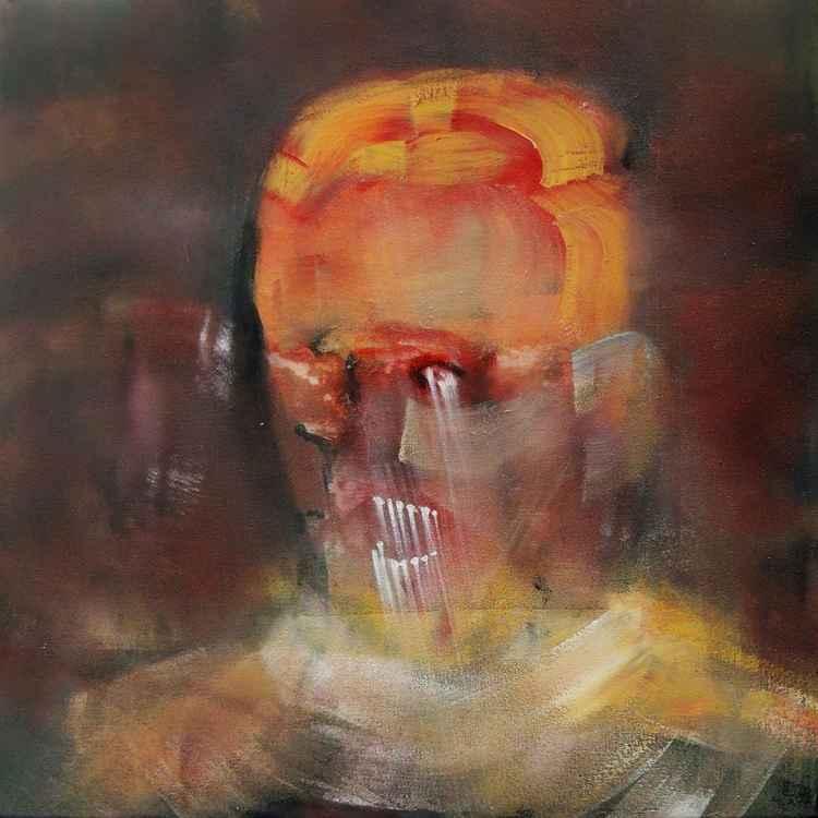 Orange Head -