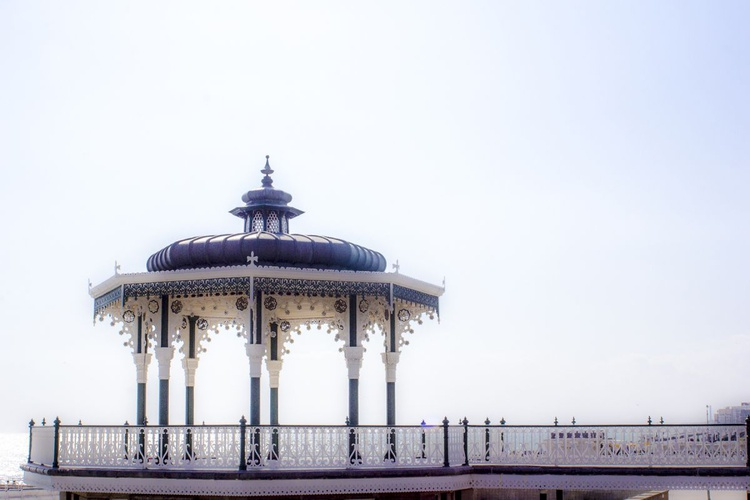 Brighton Bandstand ( dreamy ) Limited edition  1/10 30X20 - Image 0