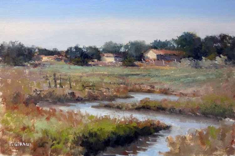 Small stream near Serres -