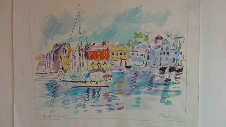 Padstow Harbour, Cornwall -