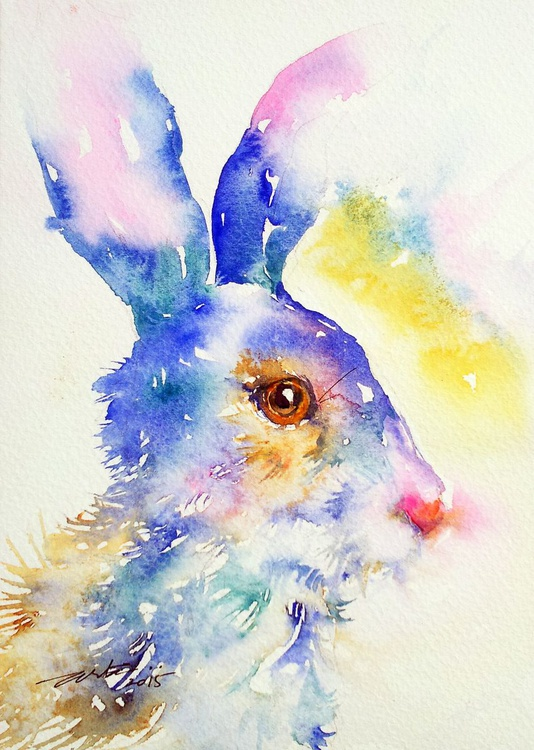 Bluebell Hare - Image 0