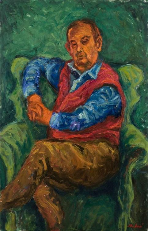 Portrait of Z. Radovic - Image 0