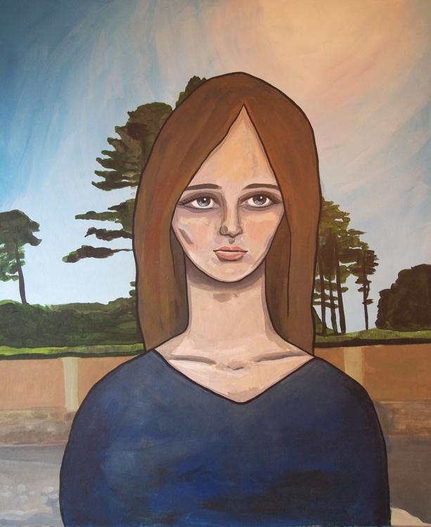 Portrait #1 - Image 0