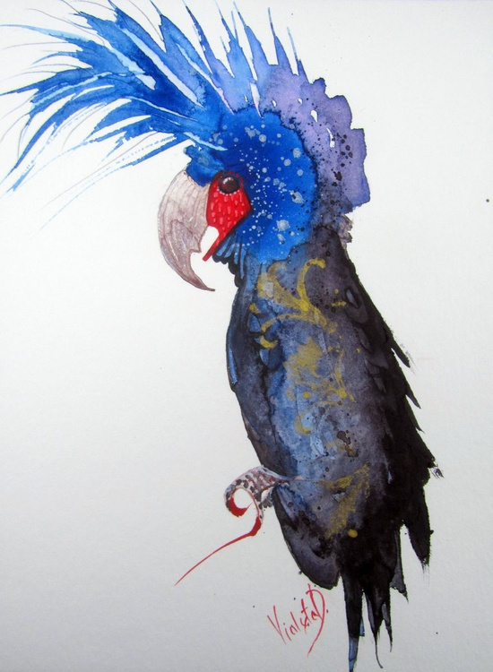 Fantasy Parrot - Image 0