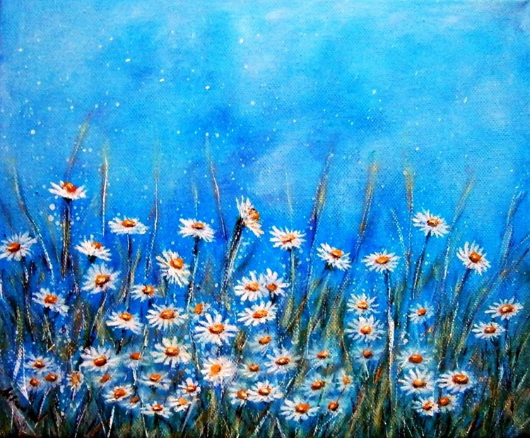 Daisy in the meadows .. - Image 0