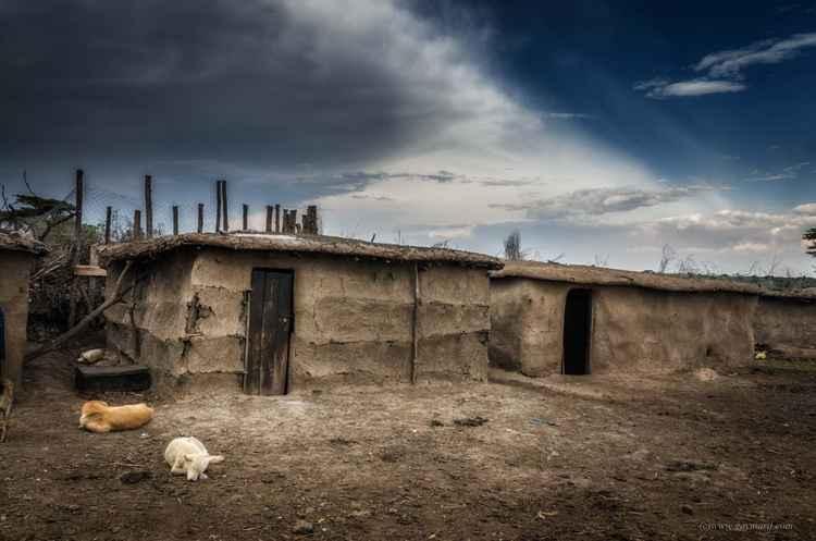Masai's village