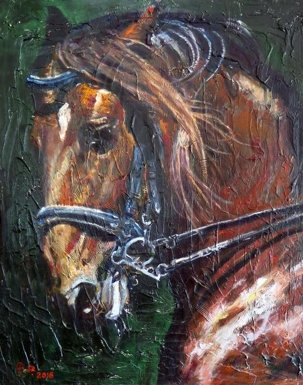 A Horse Portrait 2 - Image 0