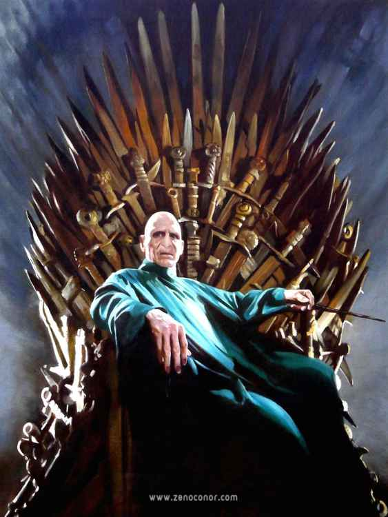 Lord Voldemort (IRON THRONE) -