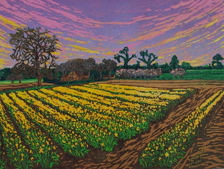 """Across the Daffodils"" - Image 0"
