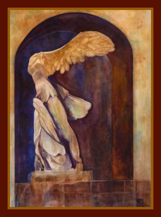 Winged Victory of Samothrace -