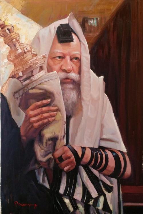 "The Rebbe...Menachem Mendel Schneerson""""""""""""(1902-1994) - Image 0"