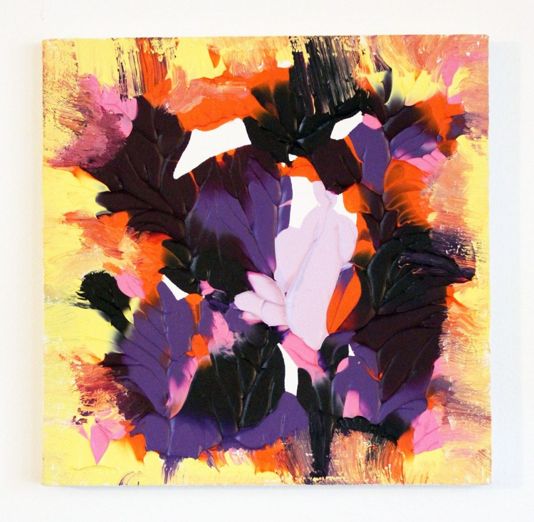 Abstract Orchid I - Image 0