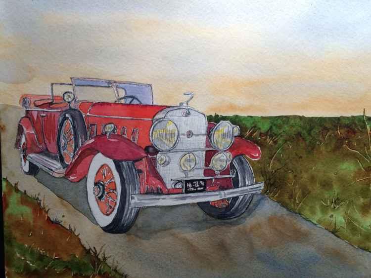 1931 Caddie -