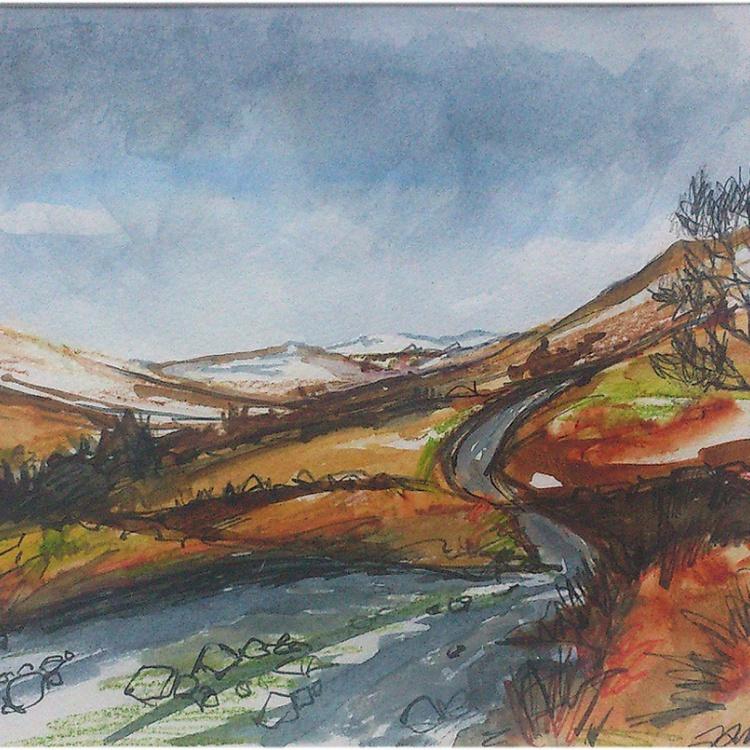 Winter Walk - Glen Finglas - Image 0