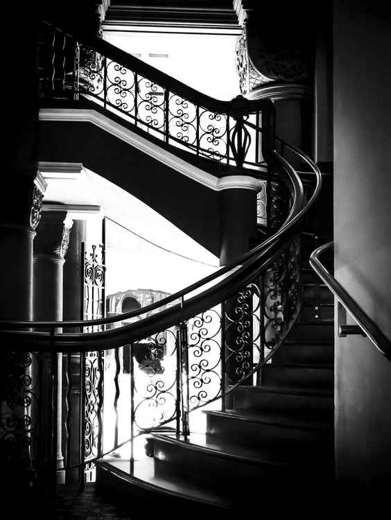Stairs -