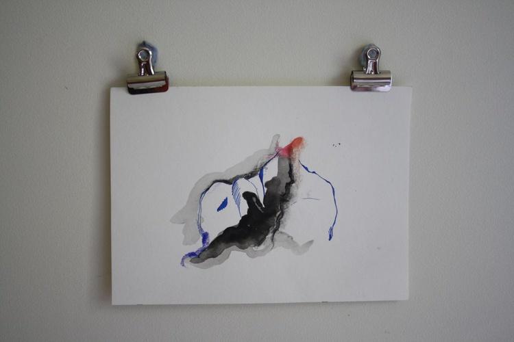 Abstract Life Drawing #7 - Image 0
