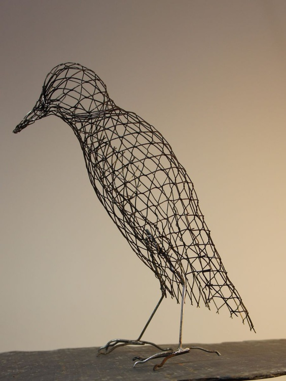 Standing Bird - Commissioned for Sadie Carr - Image 0
