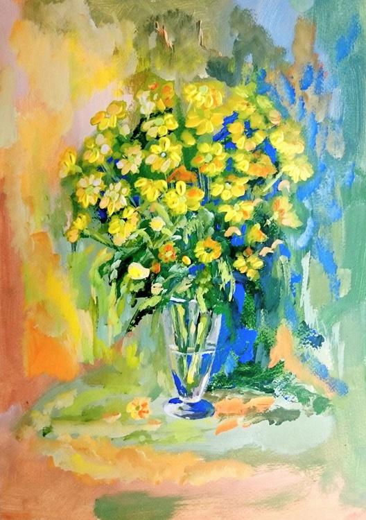Yellow flowers - Image 0