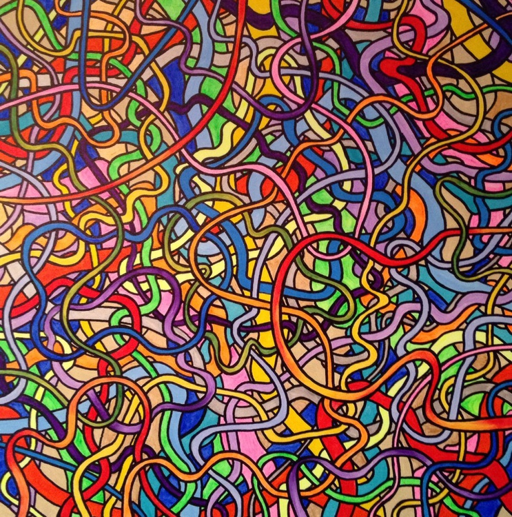 Fun abstract 9 - Image 0