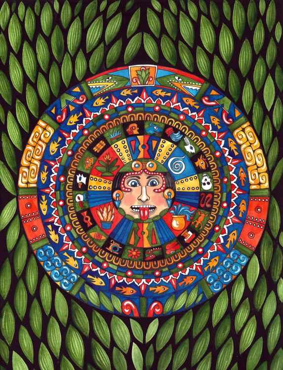 Aztec Calendar -