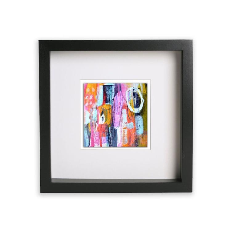 mini abstract #95 - Image 0