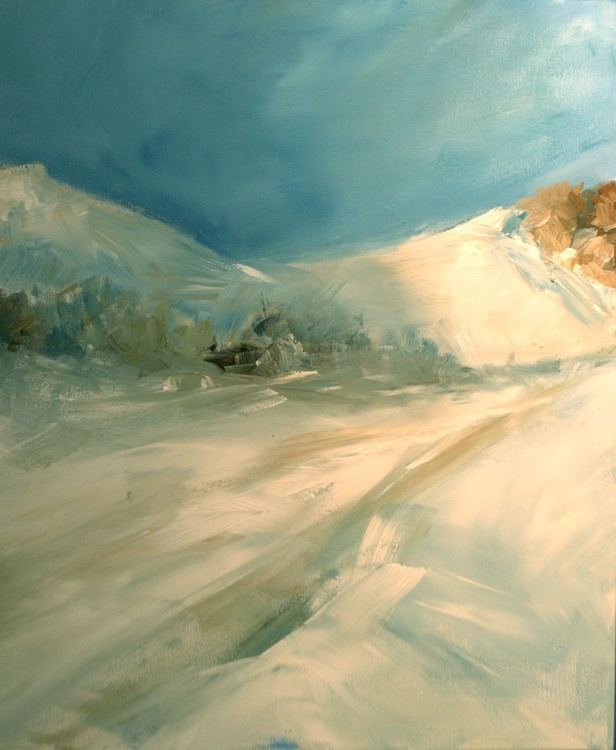 Winterscape till Christmas 18 - Image 0