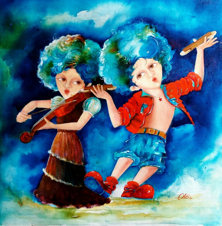 the joy of childhood - Image 0