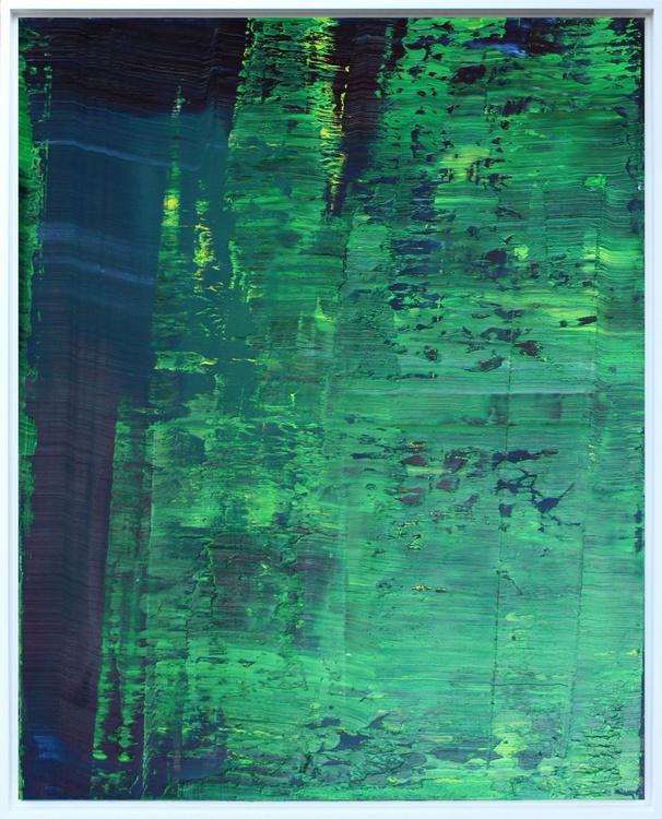 Aurora borealis IV [Abstract N° 1676] - Image 0
