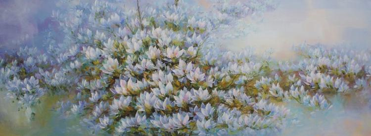 """Magnolia branch"" - Image 0"