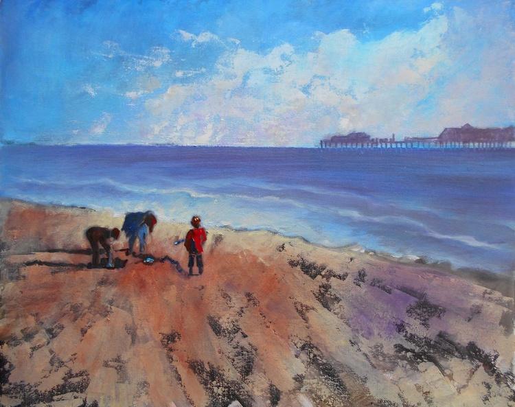 Southwold Beach - Half Term - Image 0