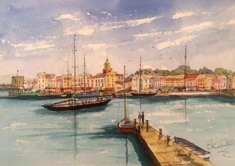 Saint Tropez-The J Class Yacht Race