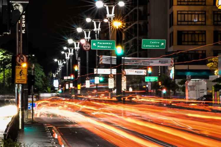 Paulista Avenue, São Paulo - Never Stop! -