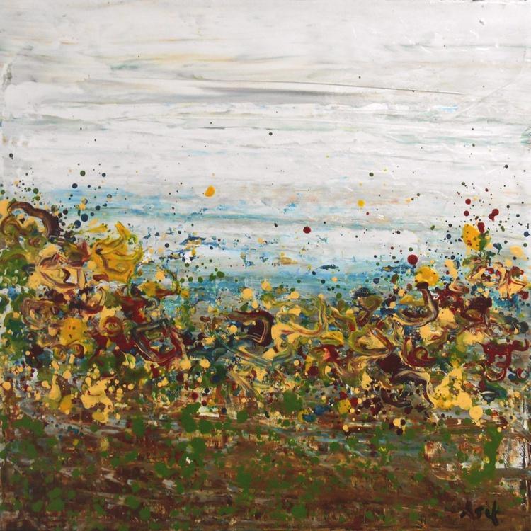 "Bushy Seedbox - 12x12"" - GIFT SIZE ART - Image 0"