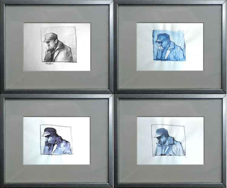 old man portraits -