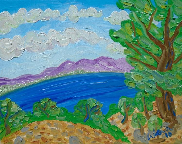 Mediterranean Vista from El Faro - Image 0