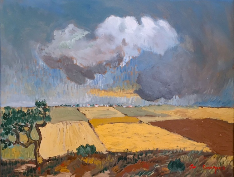 Storm Over the Heart Land - Image 0