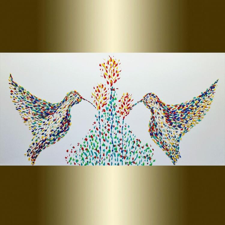 Humming Bird. - Image 0