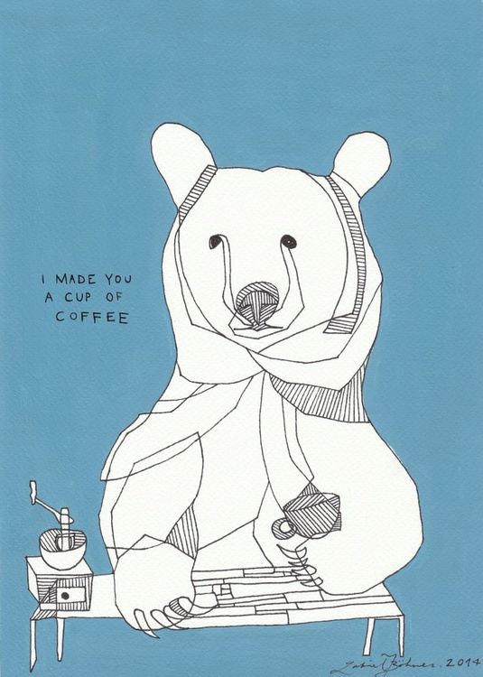 Coffee Bear - Image 0
