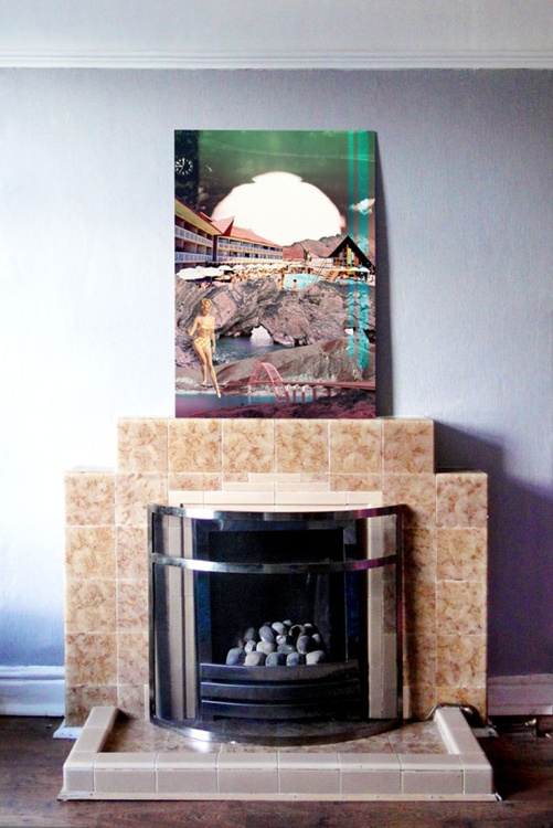APOCALYPSE BEACH - Limited Edition on Aluminium (2 of 5) - Image 0