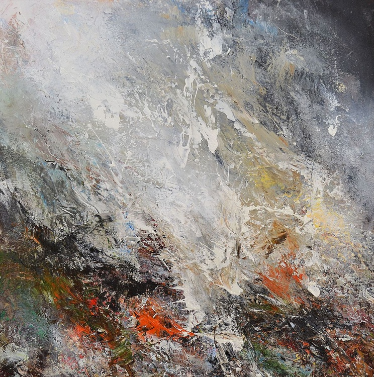 Approaching Storm, Howling Wind, Rock - Image 0
